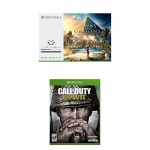 XBOX One S Console Bundles + Call of Duty WW2
